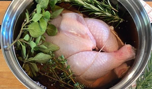 Basic Chicken Brine